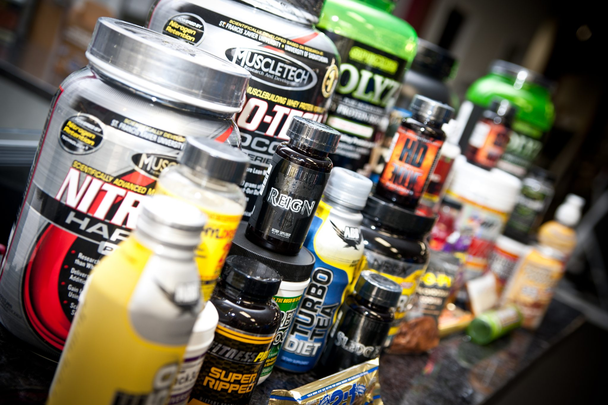 Supplement recommendation by Grind hard fitness